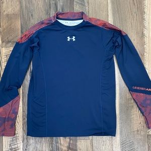 Under Armour Cold Gear Compression shirt boy 14-16